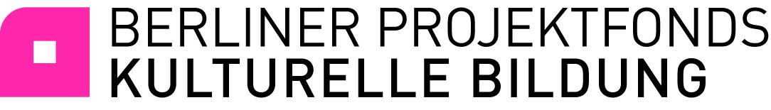 Berliner Projektfonds Kulturelle Bildung Logo